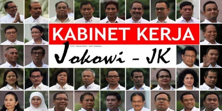 """""""Reshuffle"""" Kabinet Itu Berbahaya bagi Jokowi"""