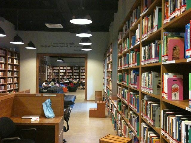 Perpustakaan Umum Freedom Institute, Kenyaman Membaca di Tengah Hiruk-pikuk Ibukota