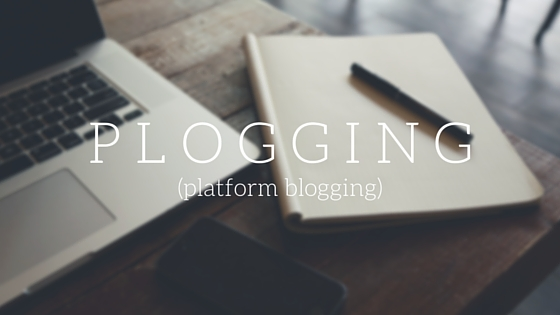 Era Blogging Akan Berakhir, Sambutlah Plogging