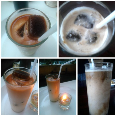Robusta Ice Milk Coffee