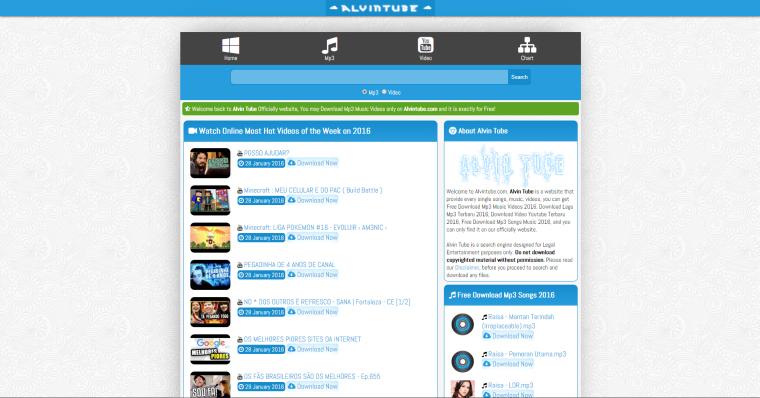 Situs Favorit Tempat Download Lagu Mp3 Gratis