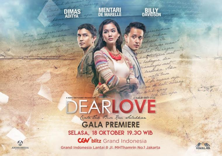 """[Review Komik Nobar] Liku-Liku Menemukan Cinta dalam """"Dear Love"""""""