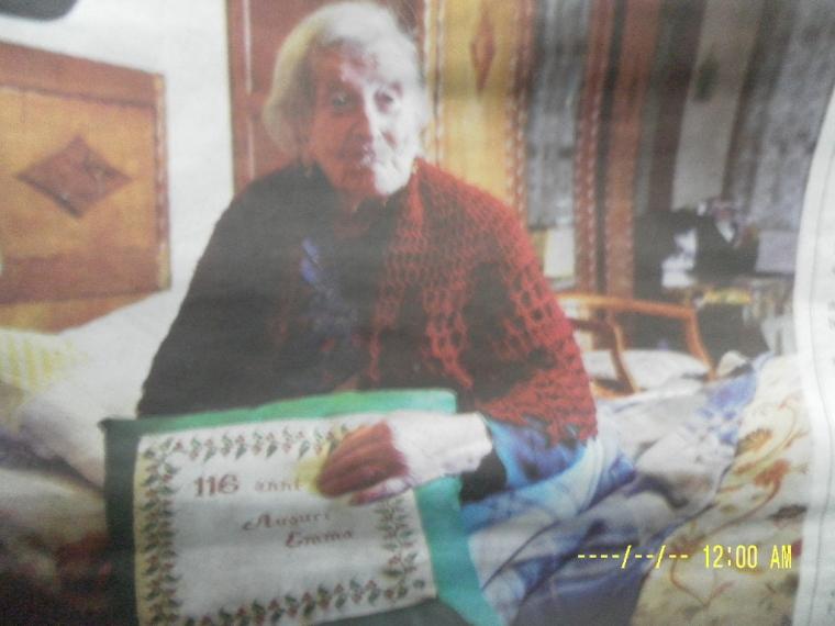 Wanita Tertua yang Hidup di Tiga Abad
