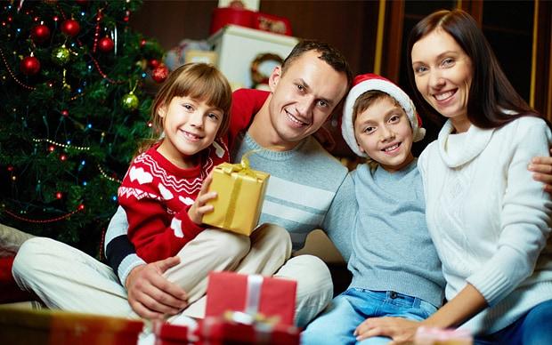 Natal Terindah adalah Ketika Merayakannya di Tengah Keluarga