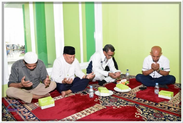 Manfaatkan Masjid Seruni Bantaeng pada Gelaran Manasik Umroh