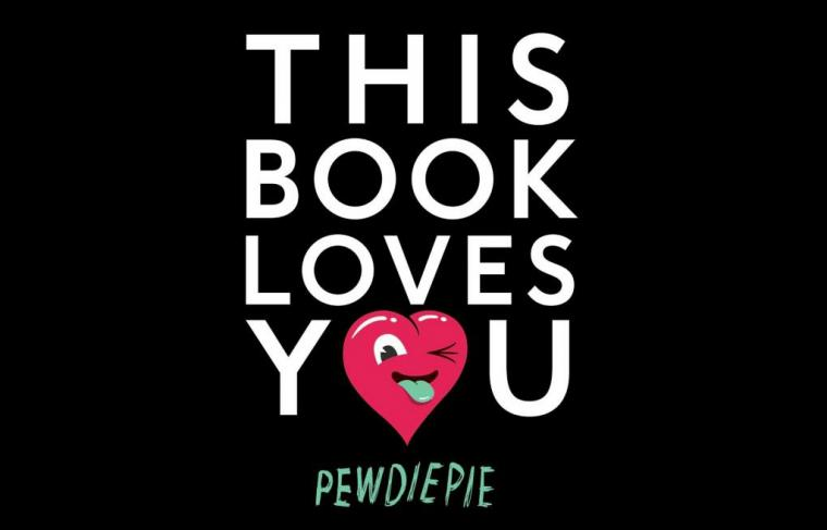 "PewDiePie ""This Book Loves You"" dan Mendidik Gen Y"