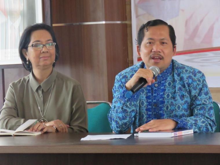 FTIK Hadirkan Dua Trainer Living Value Education, UNESCO