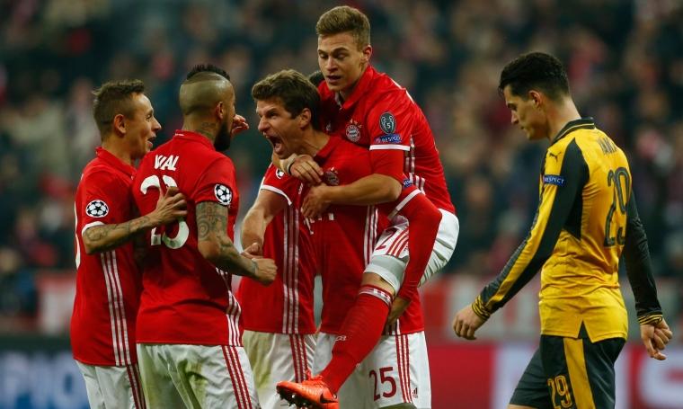 Kalah 5-1 dari Bayern Muenchen, Fans Arsenal: Enough is enough, Wenger