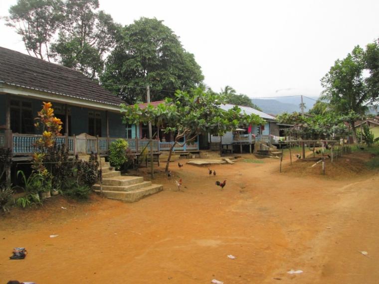 Temawang Bulai, Desa Mandiri Energi di Kaki Bukit Saran