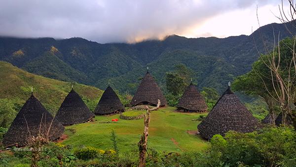 Wae Rebo, Negeri di Awan nan Menakjubkan