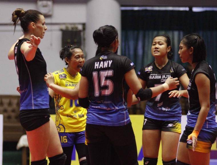 Taklukan Petrokimia, Bandung BJB Tetap Gagal ke Final Four