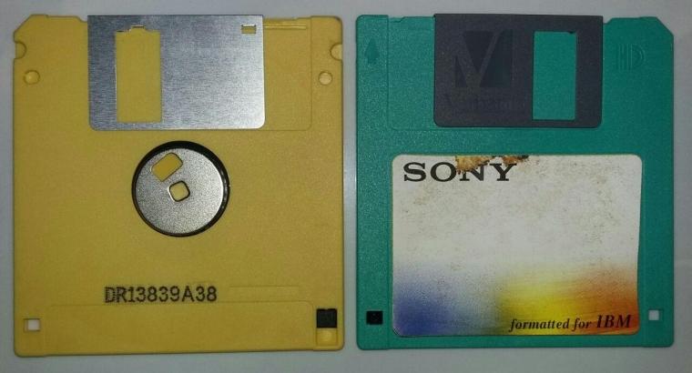 Janganlah Menjadi Guru Disket, Jadilah Guru Hard Disk Portable!