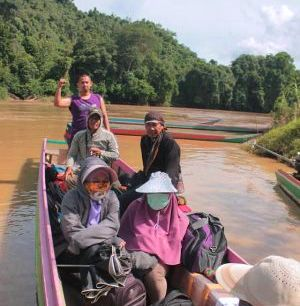 Ubol Alung, Permata di Keruh Sungai Sembakung