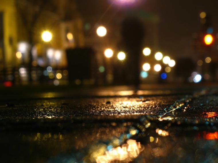 Sejak Hujan Datang Tengah Malam