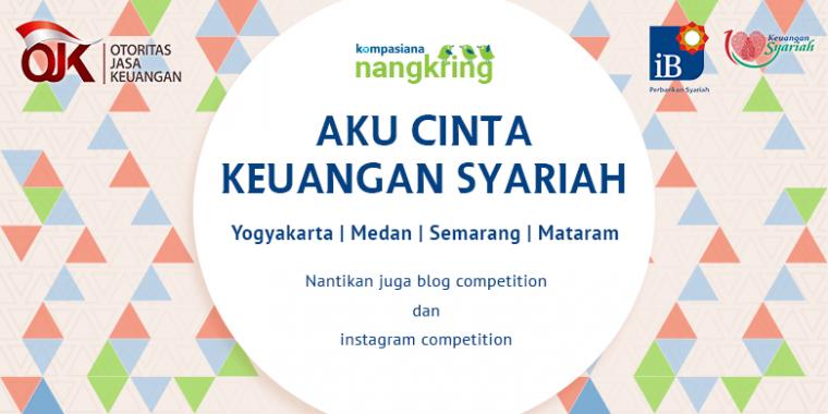 Kompasiana Nangkring iB Blogger Meet Up Kembali Hadir di 4 Kota!