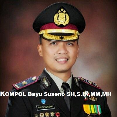 Kompol Bayu Suseno SH, S.IK, MM, MH Sosok Polisi Peduli Korban Scammers