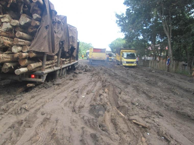1001 Masalah Angkutan (Berat) Batubara di Sumsel, Tanggung Jawab Siapa?