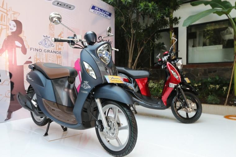 Berkendara Aman bersama Fino Grande dengan Fitur Smart Stand Side Switch
