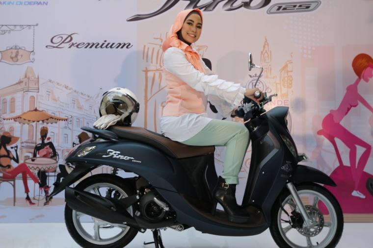 Rasakan Kenyamanan Stylish Double Seat Yamaha Fino Grande