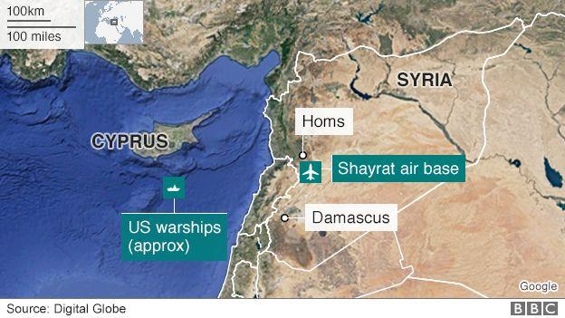 Relevansi Serangan Rudal ke Suriah dan Bom Gereja di Mesir