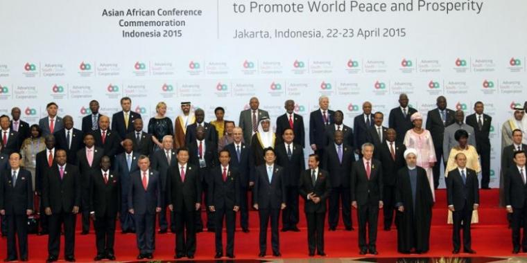 Konferensi Asia Afrika Ada karena Bung Karno