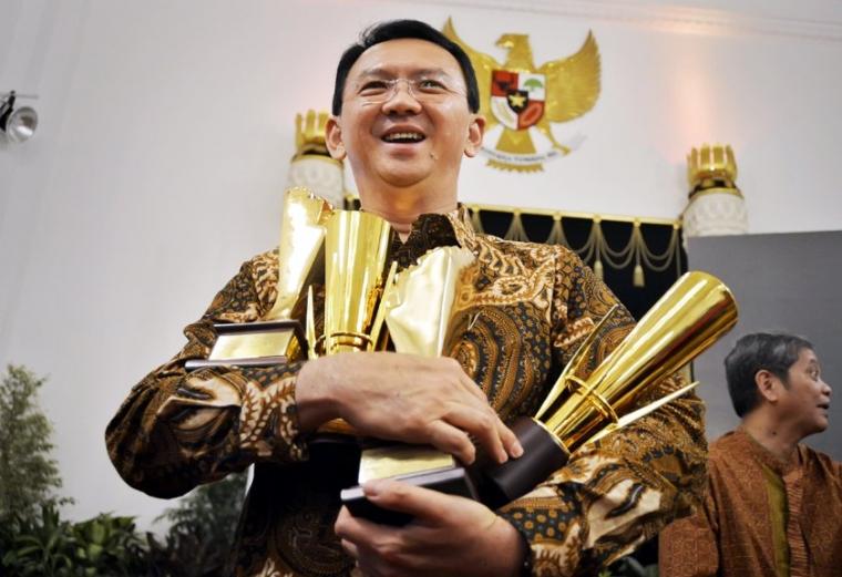 Daftar Isi Prestasi Ahok Selama Memimpin Jakarta