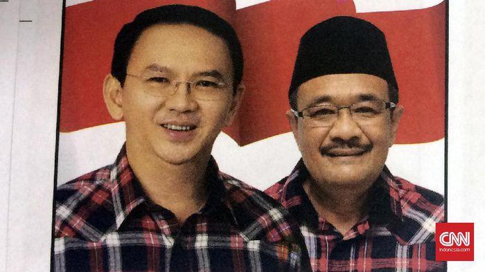Selamatkan Jakarta Coblos Peci No.2