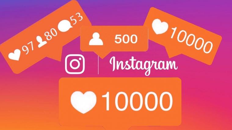Dunia Instagram: Eksis Nomor Satu, Malu Nomor Kesekian Ribu