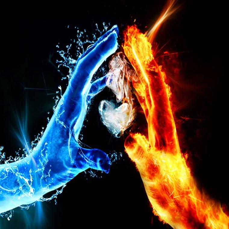 Kisah Air dan Api; Lahirnya Air dan Api (Bab III)