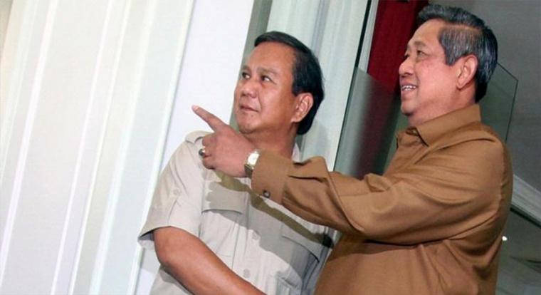 Pertemuan SBY-Prabowo Penentu Kemenangan Anies-Sandi?