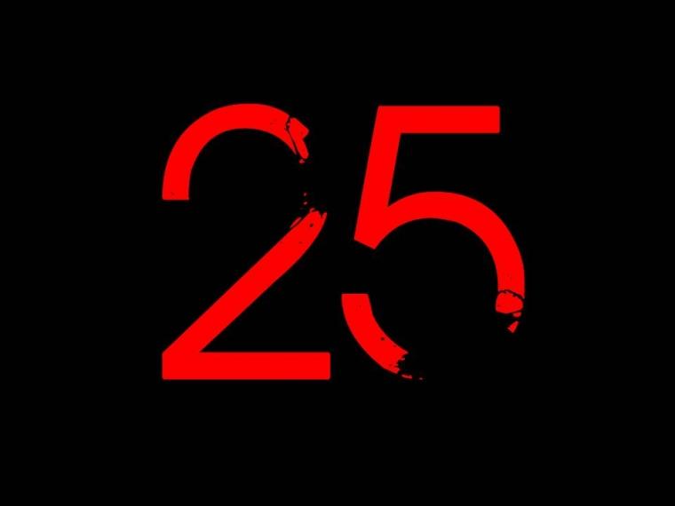 25 Catatan Kecil di Umur Saya yang Ke-25