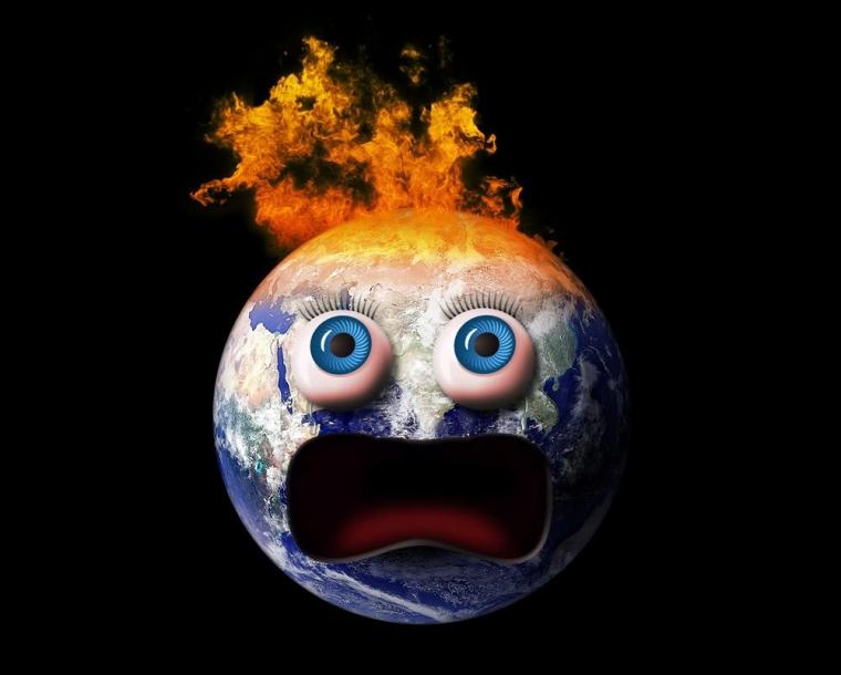 Hari Bumi, Buminya Lagi Seneng Apa Sedih?
