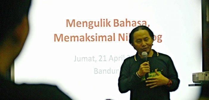 """Anwar Natari:  """"Penulis Adalah Pelayan Pembacanya"""""""