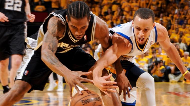 Bisakah Spurs Menjinakkan Warriors Sekali Lagi?