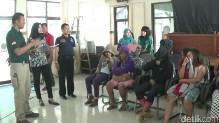 Razia Satpol PP Pasuruan: PSK Pengidap HIV/AIDS Tertangkap, Laki-laki Penular dan yang Tertular Lolos