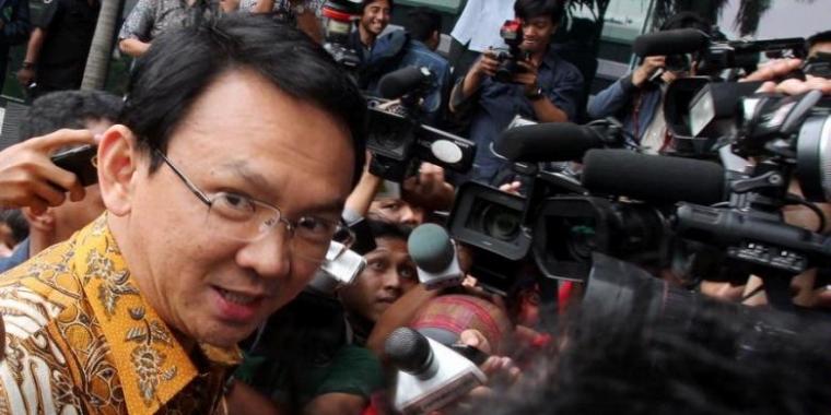 Stop Jadikan Ahok Penglaris Media