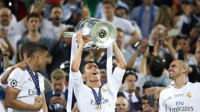 Menghitung Hadiah Uang Finalis Liga Champions