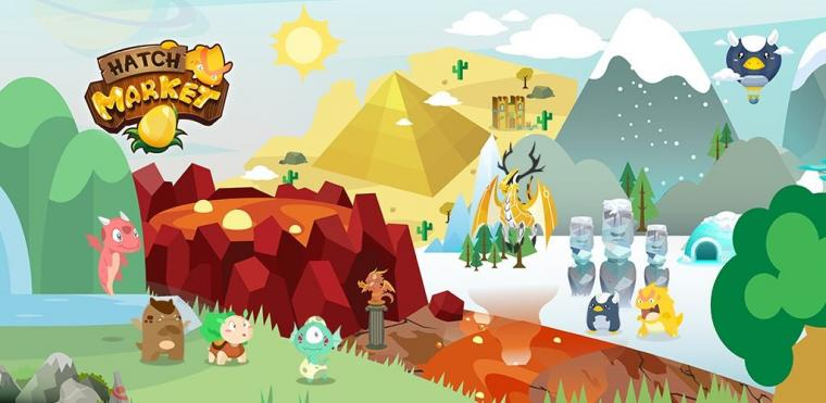 Hatch Market: Game Pertama Buatan Indonesia yang Memperkenalkan Eggcode untuk di-Share