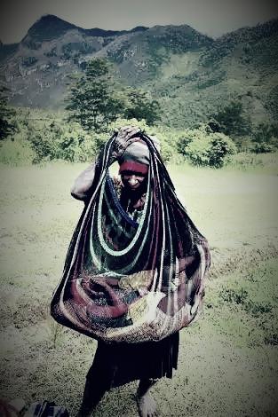 Noken Papua Insani Hidup Ku
