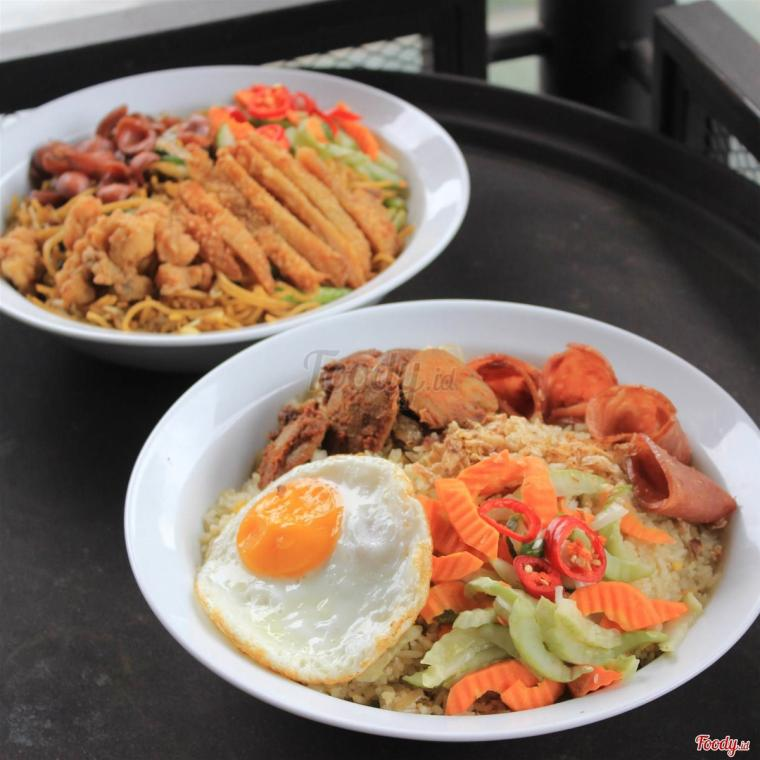Makan Besar dan Puas di Eat Boss Bandung