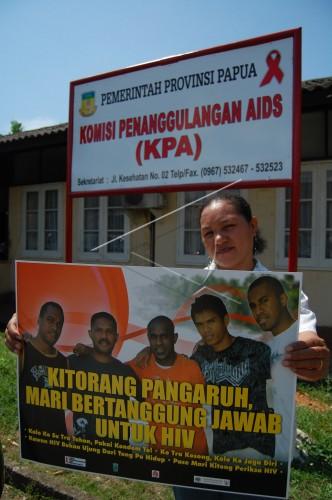 AIDS di Papua Bukan Genosida