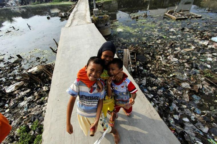 Indonesia Tak Lagi Ramah Anak