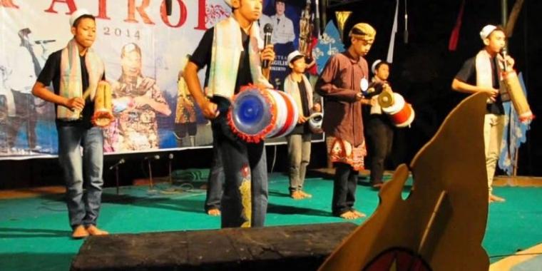 Daul, Harmoni dalam Musik Patrol Madura