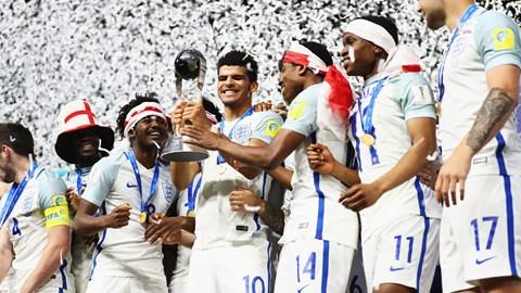 Belajar dari Perjalanan Inggris Menjuarai Piala Dunia U20 2017