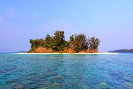 Pulau Terlarang, Pulau Bira