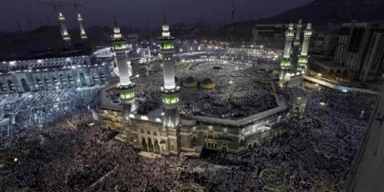 I'tikaf Mandiri di Masjidil Haram dan Tips Sehat