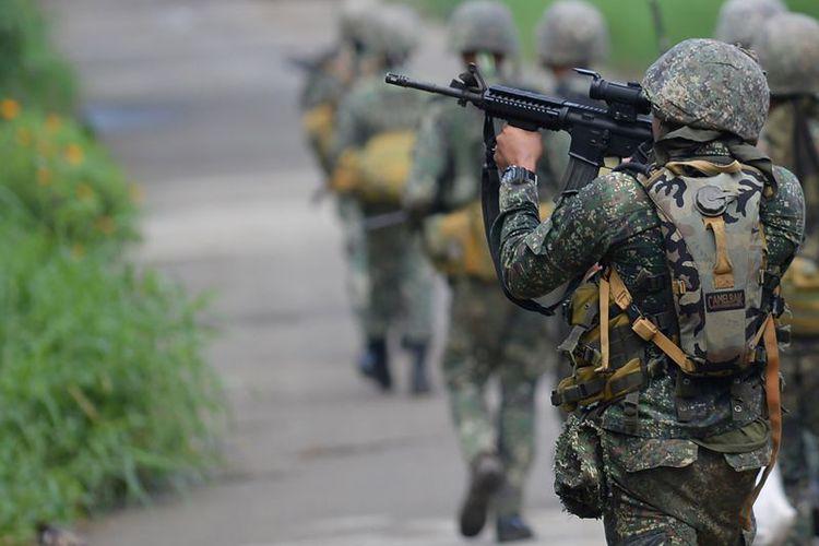 Menyimak Kehadiran Pasukan Amerika di Marawi