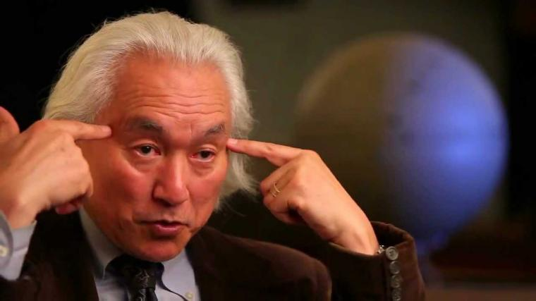 Michio Kaku, Profesor Gila dari New York