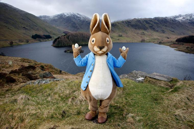 Berkenalan dengan Sang Peter Rabbit di Lake District