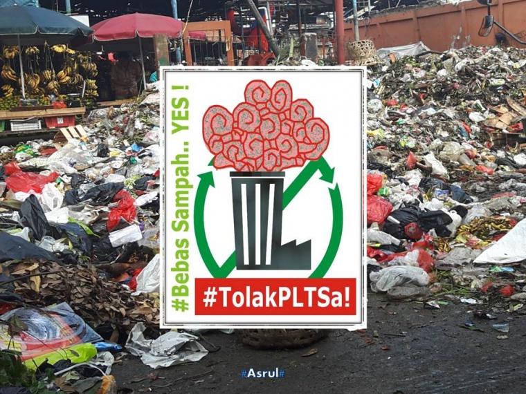 Muncul Lagi Wacana Proyek ITF Sampah Jakarta